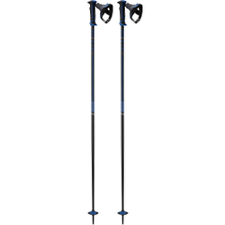 Salomon - X10 Ergo S3 Black/Blue - Skistöcke - Größe: 120 cm