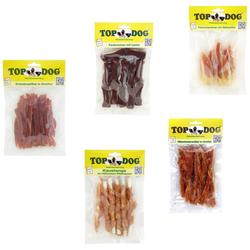 TOP DOG Hundesnack Snack Pack, 5-teilig