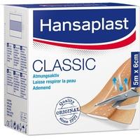 Hansaplast Classic Pflaster 5 m x 6 cm