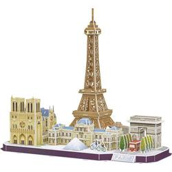 Revell 3D-Puzzle Paris Skyline 00141