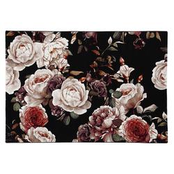 Designer-Teppich Rosen 160 x 230 cm GALICA
