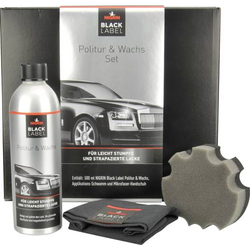 Nigrin Black Label 72055 Autopolitur, Autowachs 1 Set