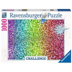 Ravensburger Puzzle Krypt Gradient, 1000 Puzzleteile