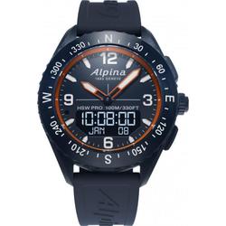 Alpina Geneve AlpinerX AL-283LNO5NAQ6 Smartwatch
