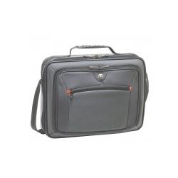 Wenger SwissGear Insight Notebooktasche 39,6 cm 15.6 Zoll Aktenkoffer Grau 1.2 kg grey 10 L nylon (600646)