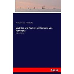 Vorträge und Reden von Hermann von Helmholtz. Hermann von Helmholtz  - Buch