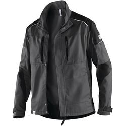 Jacke KÜBLER ACTIVIQ 1250 Größe L anthrazit/schwarz KÜBLER