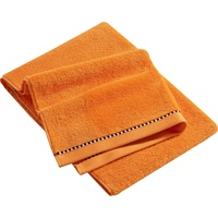 Handtuch (2x50x100cm) mandarin