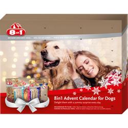 8IN1 Adventskalender fur Hunde