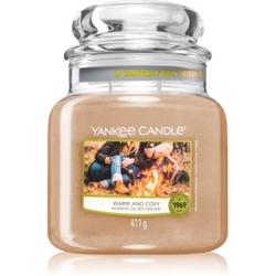 Yankee Candle Warm & Cosy Duftkerze 411 g
