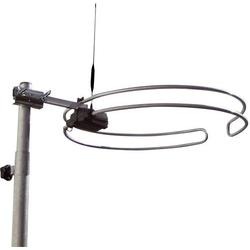 Wittenberg Antennen Multiband WB 2345-2 Passive DVB-T/T2-Dachantenne Außenbereich Silber