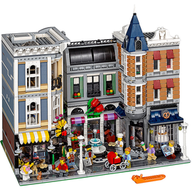 Lego Creator Expert Stadtleben 10255