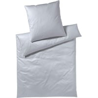 Yes for Bed Pure & Simple Uni grau (155x220+80x80cm)