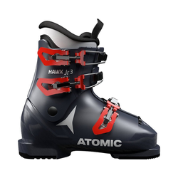 Atomic Skischuh HAWX JR 3 Dark Blue/Red Skischuh 36 2/3