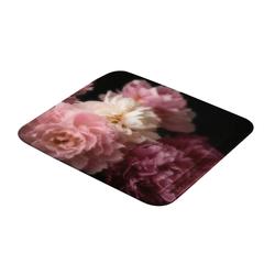 Kleine Wolke Duscheinlage Rosemarie in bordeaux, 55 x 55 cm