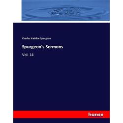 Spurgeon's Sermons als Buch von Charles Haddon Spurgeon