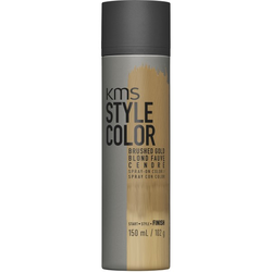 KMS Style Color Brushed Gold 150 ml - Farbspray