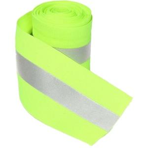 Baoblaze Reflexband/Sicherheitsband mit Reflexstreifen zum aufnähen - Grün