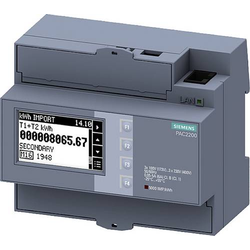 Siemens 7KM2200-2EA00-1JB1 Energiekosten-Messgerät