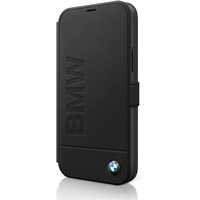 "BMW BookCase Signature für iPhone 12 Pro Max 6,7"" Hülle Cover"