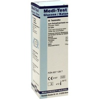 Macherey-Nagel GmbH & Co KG Medi-Test Glucose/Keton Teststreifen