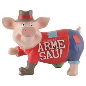 Giftcompany Spardose Gift-Company Sparschweini ARME SAU Größe M bunt