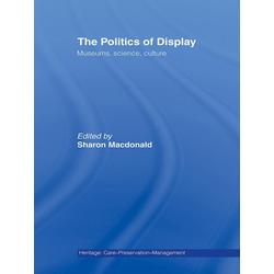 The Politics of Display: eBook von
