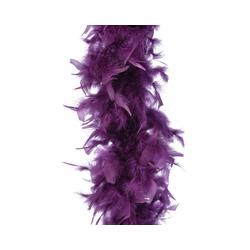 Federboa FEATHER lila(L 184 cm)