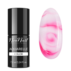 NeoNail Red Aquarelle Aquarell Effect  Collection Nagellack 7.2 ml