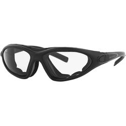 John Doe Five Star Motorrad Brille, schwarz