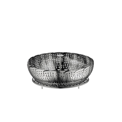 Neuetischkultur Dämpfeinsatz Dämpfeinsatz klappbar, (1-tlg), Dampfeinsatz Ø 24 cm