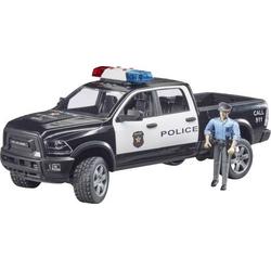Bruder Polizei Pickup mit Polizist