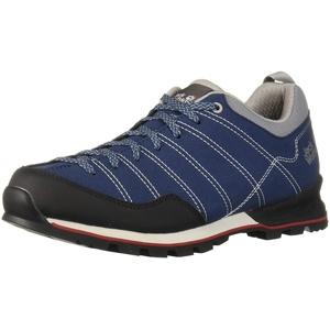 Jack Wolfskin Herren Scrambler Low M Walking-Schuh, Blue/Black, 48 EU