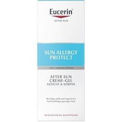 Eucerin Sun Allergie After Sun Gel
