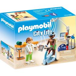 Playmobil® Spiel, PLAYMOBIL® City Life Beim Facharzt : Physiotherape