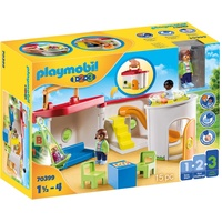 Playmobil 1.2.3 Mein Mitnehm-Kindergarten 70399