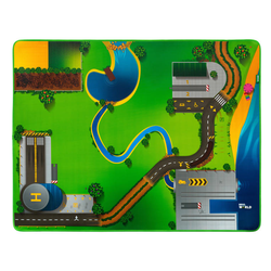 BRIO - Eisenbahn-Spielmatte
