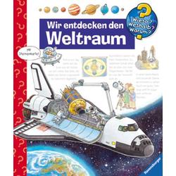 WWW32 Wir entdecken den Weltraum