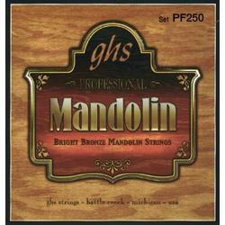 GHS Mandolinensaiten bronce PF 250 Light
