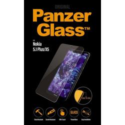 PanzerGlass Folie Nokia 5.1 Plus/X5 weiß