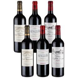 6er-Paket Bordeaux Entdeckungen - Weinpakete