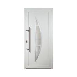 JM Signum PVC Model 28, innen: weiß, außen: weiß, Breite: 88cm, Höhe: 208cm, Öffnungsrichtung: DIN