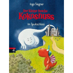 DKN Bd.10 Drache Kokosnuss Spukschloss