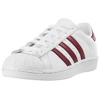 adidas Superstar Women's white-red/ white, 36