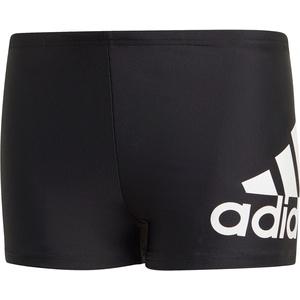 adidas YB Bos Badehose Kinder schwarz/weiß 110 2021 Schwimmslips & -shorts