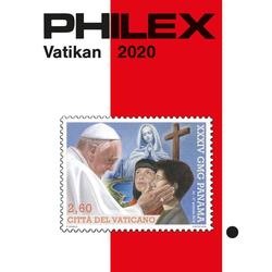 PHILEX Vatikan 2020 als Buch von