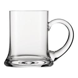SPIEGELAU Bierkrug Germania 300 ml, Kristallglas weiß