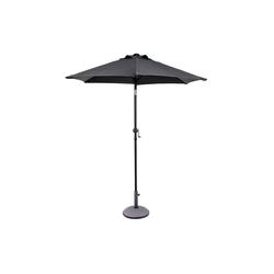 BUTLERS Schirmständer SIESTA Sonnenschirm Ø2,5m inkl. Schirmständer