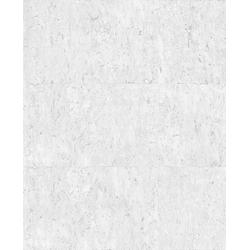 WOW Vliestapete Kork Luxe, (1 St), Hellgrau - 10m x 52cm