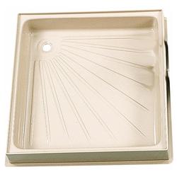 Risse Duschwanne, 600 × 600 × 100 mm